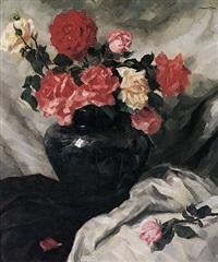 rosenstilleben by conrad pfau
