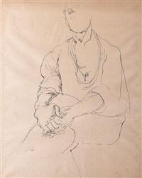 a figure by anna ticho