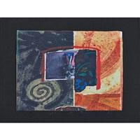 untitled (2 works) by juan sanchez