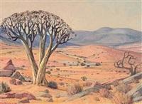 kokerboom by piet (pieter gerhardus) van heerden