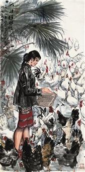 公社种鸡场 by huang zhou