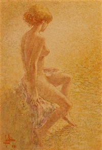 nude by louis fabian