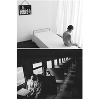 some days no. 5 (+ some days no. 25, smllr; 2 works) by wang ningde