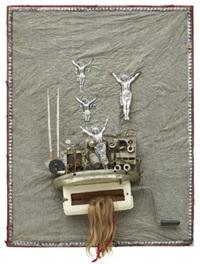 golgota by wladyslaw hasior