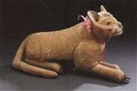 cat (morris) by felipe benito archuleta