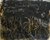 dein blondes haar, margarete by anselm kiefer