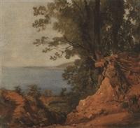 südliche küste by ludwig heinrich theodor (louis) gurlitt