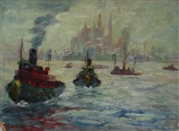 the harbor by margaretha e. albers