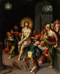 die verspottung christi by frans francken the younger