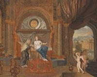 mythologische szene by ludwig heinrich theodor (louis) gurlitt