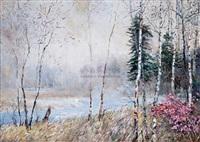 white birch by cui dinan
