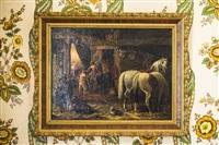 ett cirkusstall by johan georg arsenius