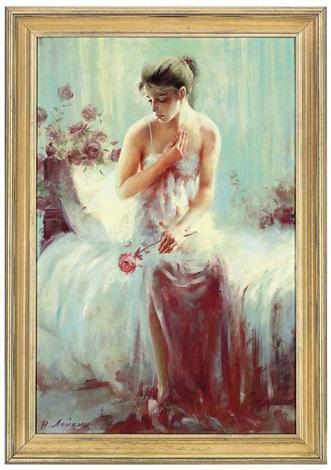 rose by nikolai leykin