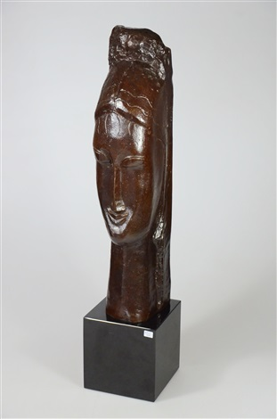 buste by amedeo modigliani