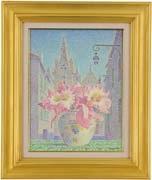 街角の花 by yoshihiko yamada