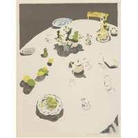the table by fairfield porter