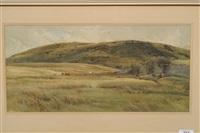 dales landscape by arthur reginald smith