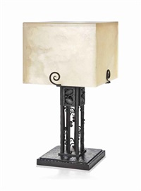 table lamp by paul kiss