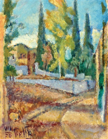 landscape by arie alweil
