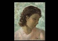 woman by iwao uchida