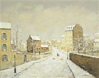 rue des saules by louis peyrat