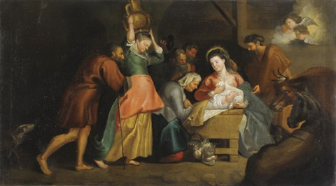 adoration by jan steen