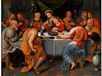 das letzte abendmahl by flemish school-antwerp (16)