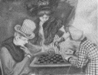 checkers by peggy williams dodds