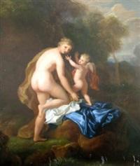 venus and cupid by hendrik van limborch