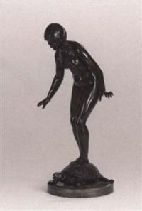 balanceakt by richard wilhelm daniel fabricius