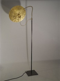 lampadaire (model luce d'oro) by catellani & smith