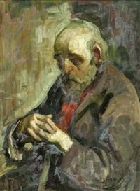 religious figure by ed adler