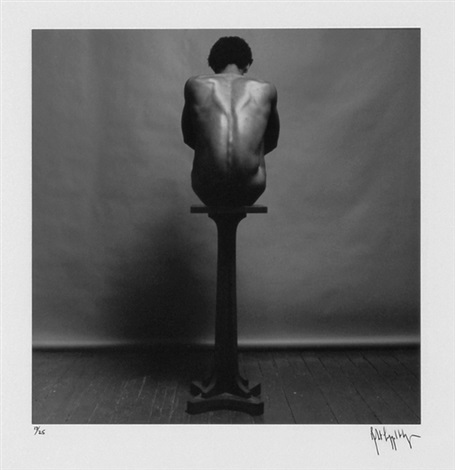 philip prioleau from portfolio z by robert mapplethorpe