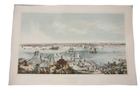 philadelphia viewed from camden by smith bros. & company