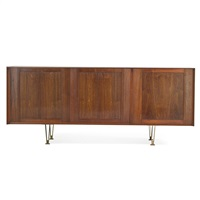 cabinet, no. 2184 by gio ponti