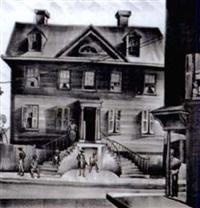 the mansion - charleston by ada vorhaus gabriel