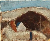 coastal scape by johannes hofmeister