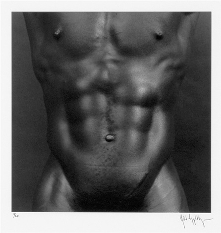charles bowman nyc from portfolio z by robert mapplethorpe