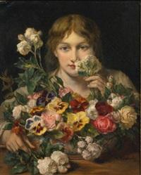 sweet flowers by jean françois portaëls