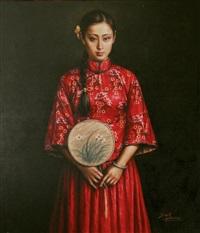 red installed by liu shizhong