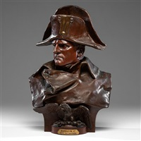 bust of napoleon 1st by renzo colombo