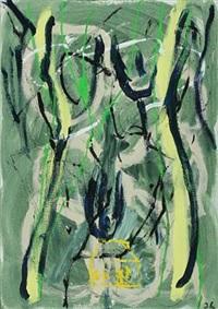 a nude woman by jon gislason
