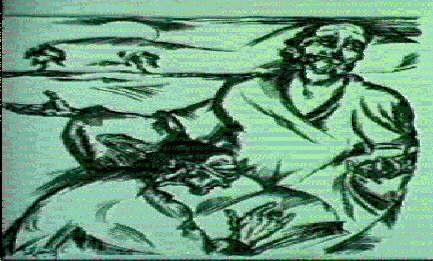 osterspaziergang beiliegt die jack bollschweiler weggeschlepptes madchen by erich dietrich