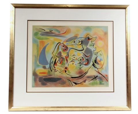 aurore by andré masson