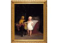 niño con perro by dionisio fierros
