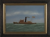 the tugboat gaspee by thomas h. willis