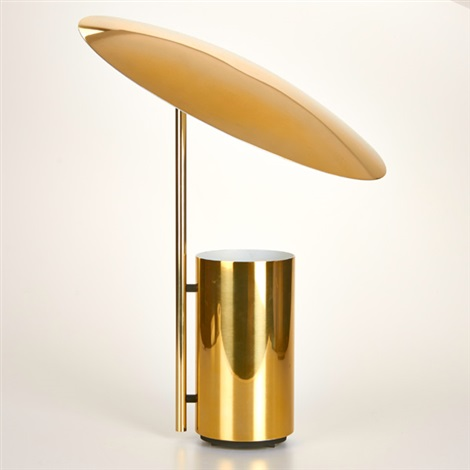Half nelson table lamp usa by george nelson on artnet half nelson table lamp usa by george nelson aloadofball Images