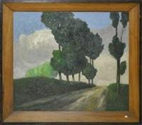 paysage by henri meuwis