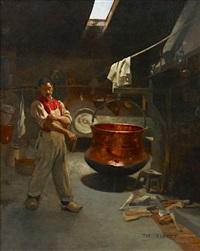 le fromager by thimothée piguet