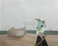 hui'an woman by liu fengzhi
